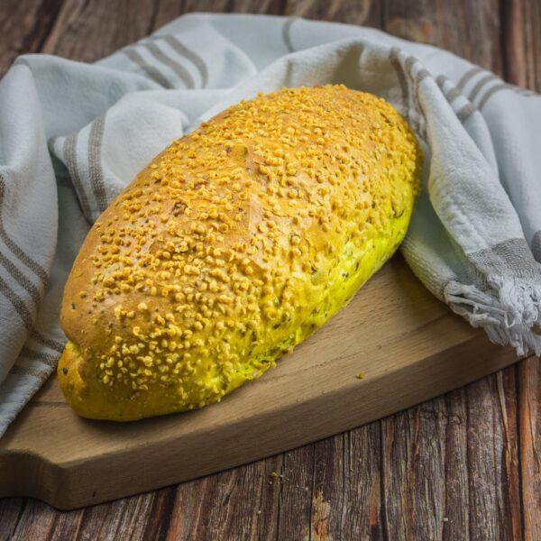 Хлеб са чија семенкама