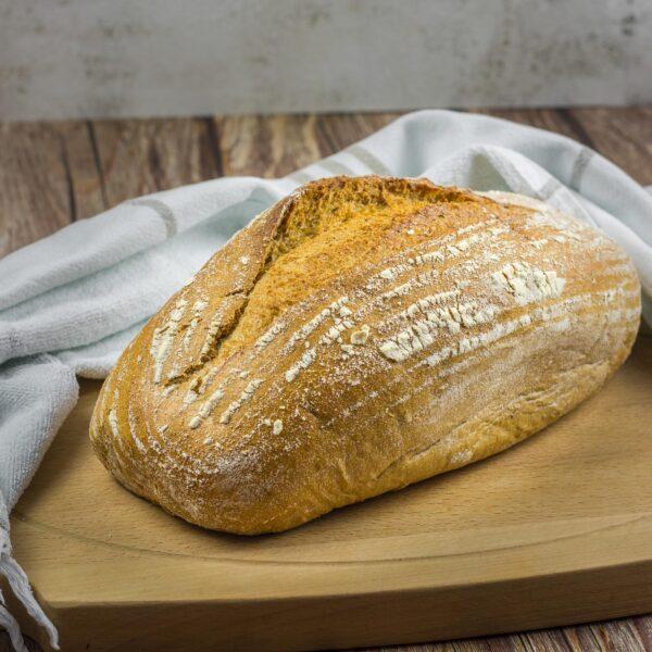 Skroz crni hleb bez E brojeva i veštačkih boja